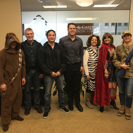 Happy Halloween from BJC!