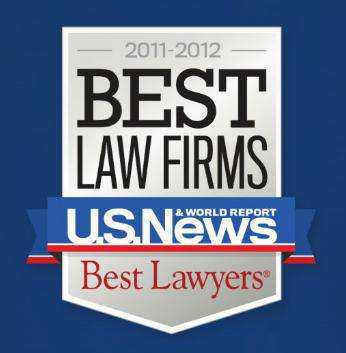 """Buether Joe & Carpenter Recognized in U.S. News-BestLawyers® """"Best Law Firms"""" Rankings for 2011-2012"""