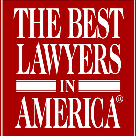 Eric Buether Named Among Best Lawyers in America for 2019