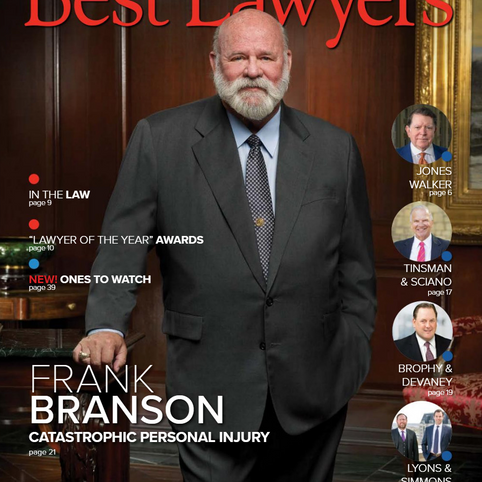 Eric Buether and Chris Joe Recognized in 2021 Best Lawyers