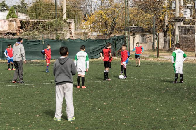 Inscripciones abiertas para fútbol