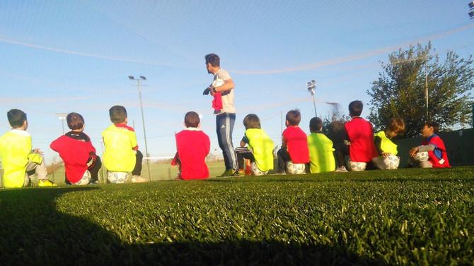 El fútbol, otra de las opciones en San Isidro