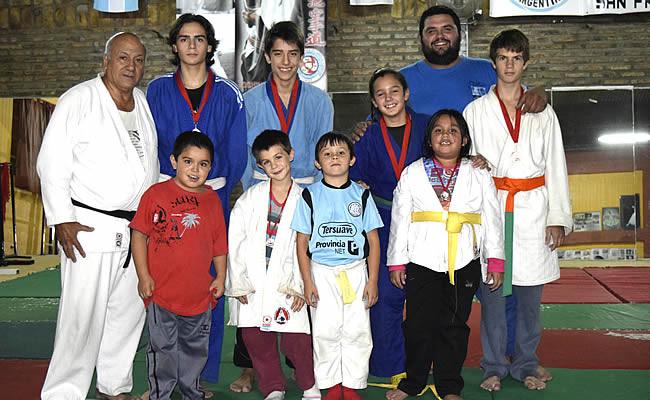 María Luz Bustos es campeona provincial
