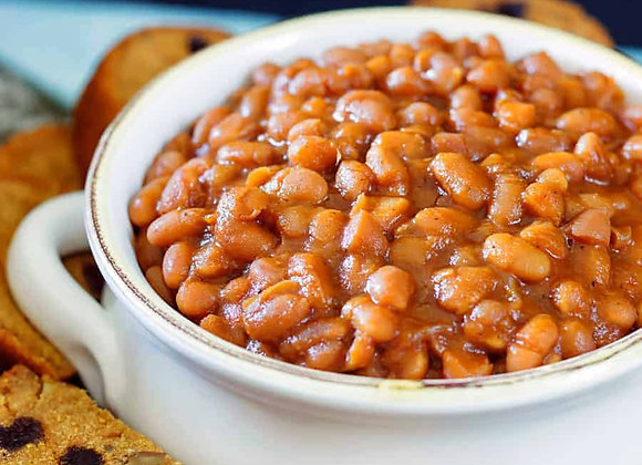 Baked Pork and Beans (3/4 servings)