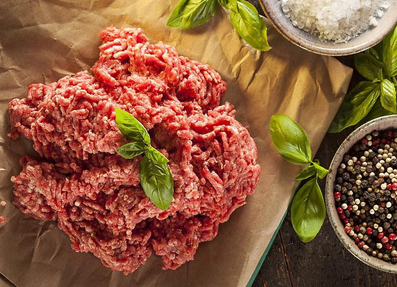 Ground Beef (per pound)