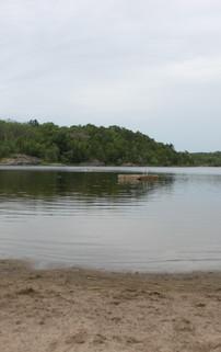 Serenity of Mc Charles Lake.JPG
