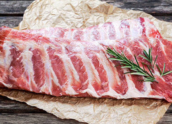 Pork Side Ribs (avg. 1.2 lb)