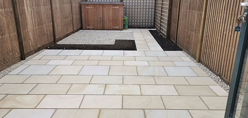 fencing installation London, paving services in London, landscape services-the shed