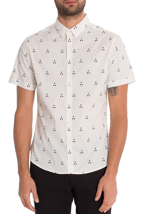 Hazards S/S Printed Shirt