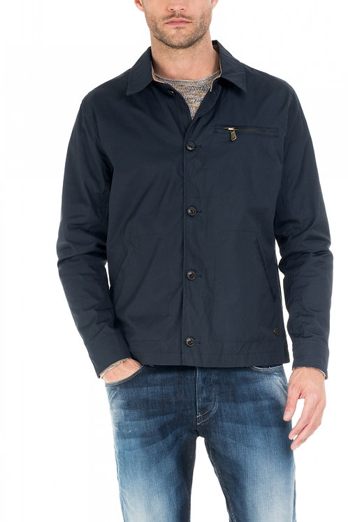 Windproof Button Through Jacket