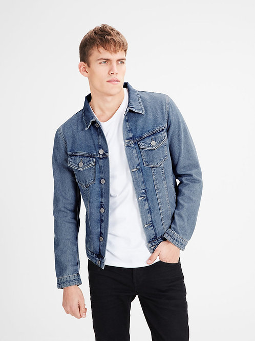 Alvin Denim Jacket Indigo