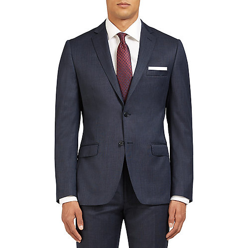 Pindot Tailored Suit Jacket
