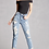 Thumbnail: Distressed Mid-Rise Jeans