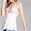 Thumbnail: Plunging Embroidered Top