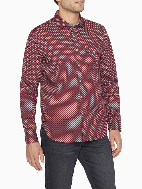 Medallion Printed Shirt