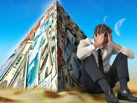 3 признака как обнаружить финансовую пирамиду