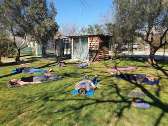 Atelier Massage Eveil Corporel