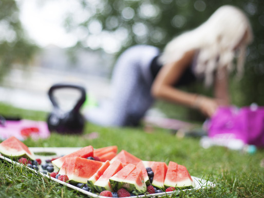 Word je dik door het eten van fruit?