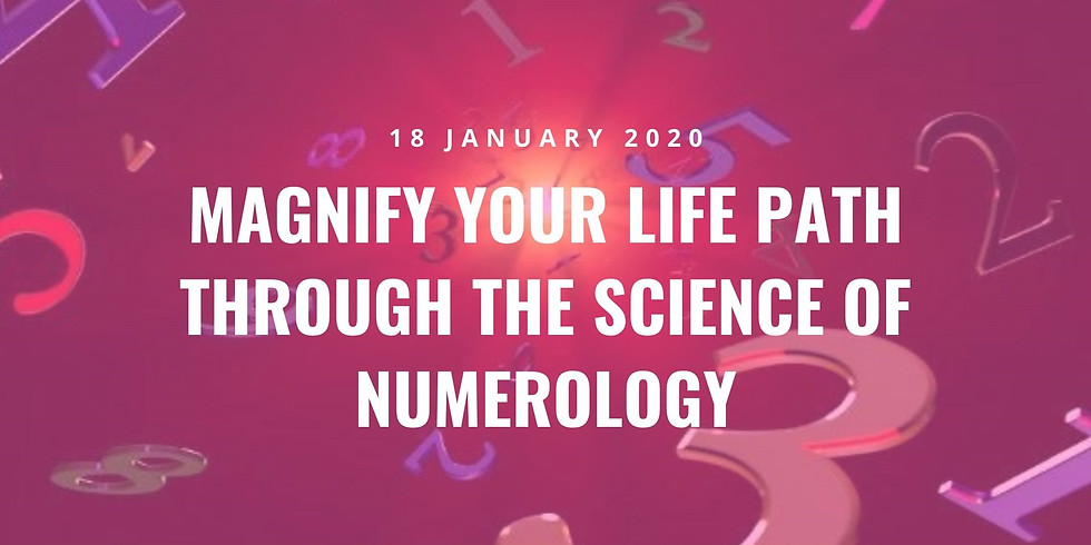 Numerology Seminar
