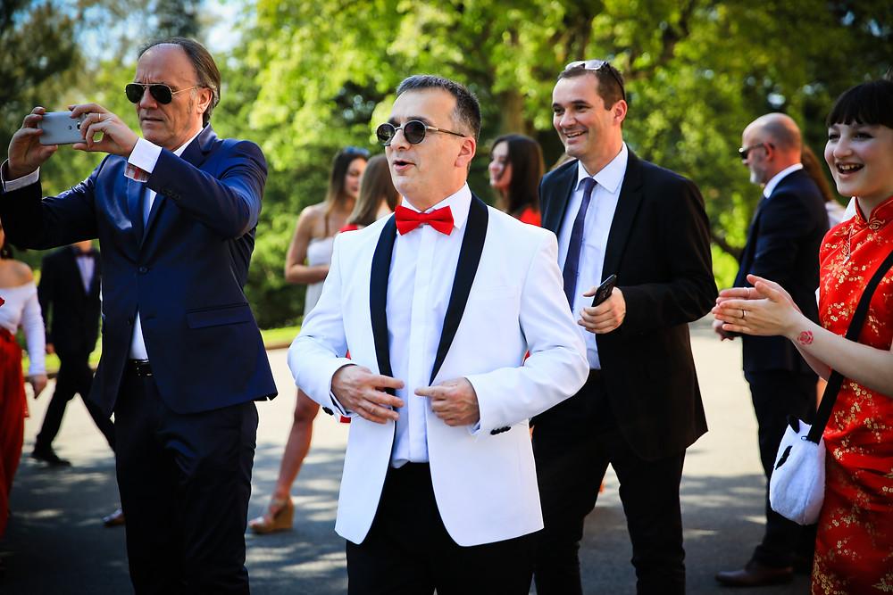 cérémonie civile de mariage - Elow Photographies - Grenoble - Rhone - Chateau de Saint Trys