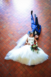 Mariage Elodie & Thibaut - Couple - Elow Photographies