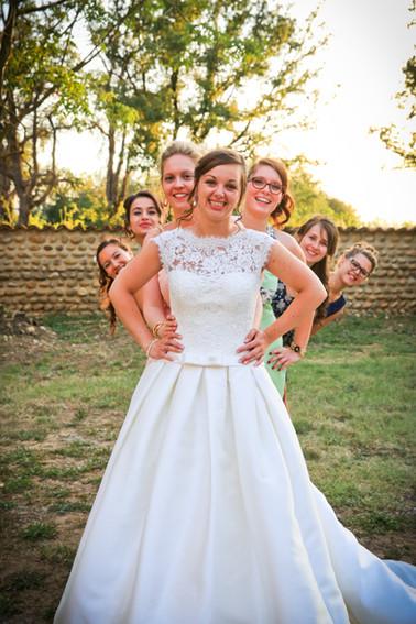 Mariage, photo de groupe, elow photographies