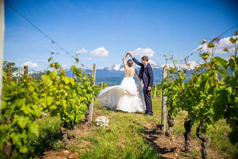 Mariage Fanny & Joey - Couple - Elow Photographies