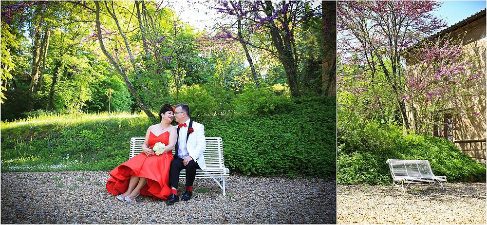 Photo de mariage - Elow Photographies - Grenoble - Rhone - Chateau de Saint Trys