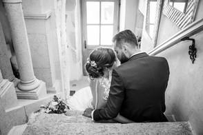 Mariage Céline & Thomas - Couple -Elow Photographies