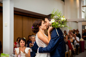 Mariage Océane & Cyril - Mairie - Elow Photographies