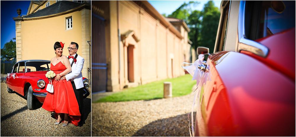 Cocktail de mariage - Elow Photographies - Grenoble - Rhone - Chateau de Saint Trys