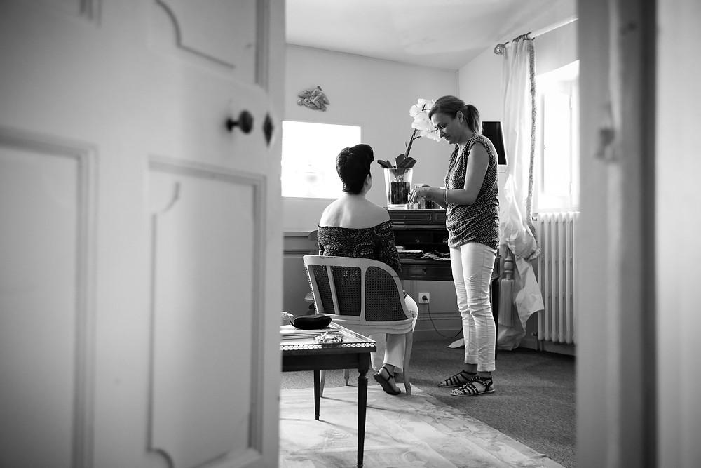Préparatifs de mariage - Elow Photographies - Grenoble - Rhone - Chateau de Saint Trys
