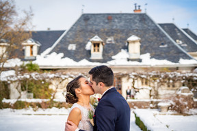 Mariage Fanny & Thomas - Couple - Elow Photographe grenoble