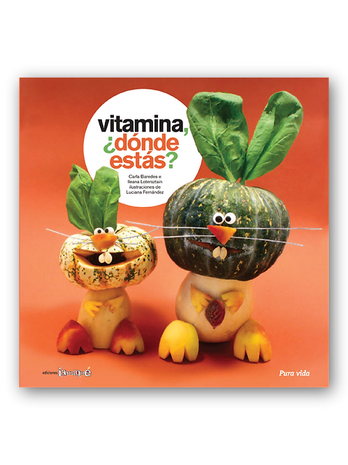 Vitamina, ¿dónde estás?