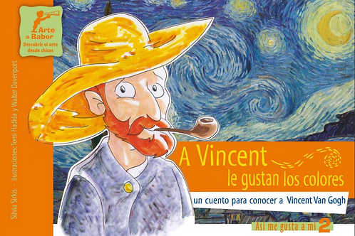 A Vincent le gustan los colores
