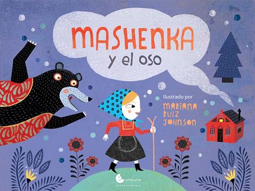 Mashenka y el oso