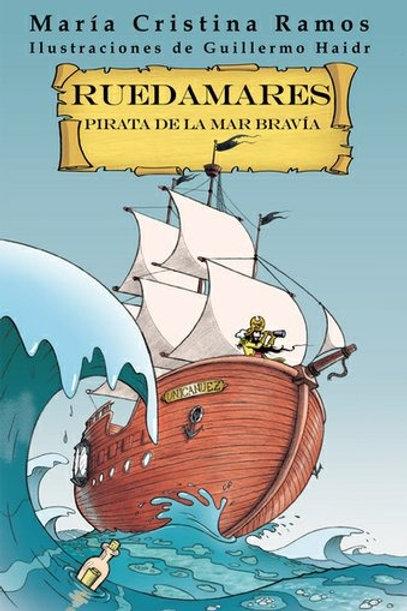 Ruedamares, pirata de la mar bravía