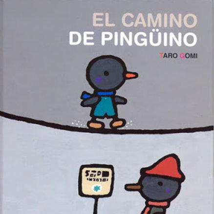 El camino del pingüino