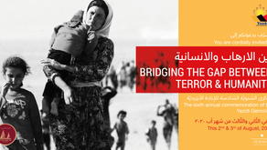 The 6th Annual Commemoration of the Yazidi Genocide