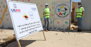Yazda is supporting community engagement activities to restart life in the Tel-banat complex