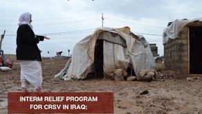Yazda & IOM met the Iraqi Authorities to discuss the Survivors Grant Scheme