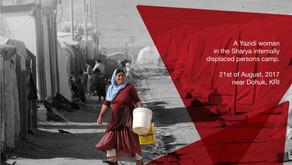 لا مستقبل مستدام للايزيديين والاقليات في العراق واقليم كردستان مع استمرار الابادة الجماعية