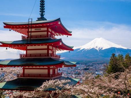 Il controller di carica TESUP in viaggio nel Paese del Sol Levante - Yamanashi, Giappone!