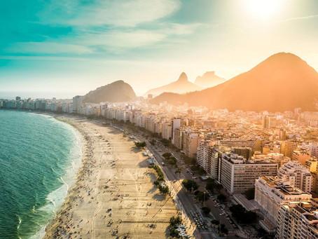 TESUP Windturbine reist naar het hete Brazilië :)