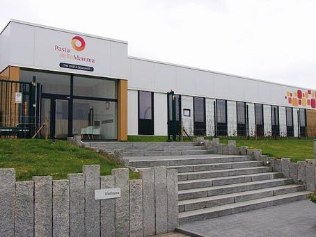 """L'azienda belga """"Pasta della Mamma""""è un utente TESUP!  Pasta ed energia pulita salveranno il mondo:)"""