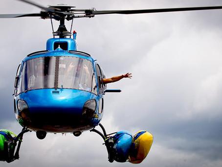 Helikopter charter Øst-Afrika er en TESUP-bruker nå!