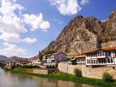 ¡TESUP EcoBoost Scooter se dirige a la hermosa Amasya, Turquía!