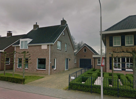 Questa bella casa nel villaggio olandese di Kruisland sarà caricata da TESUP Zeus 3.0 Wind Turbine!