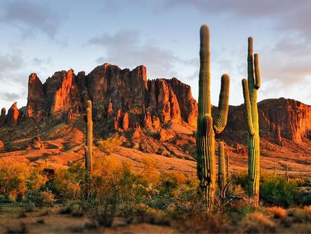 TESUP over de hele wereld! Onze windturbine reist naar Concho, Arizona!