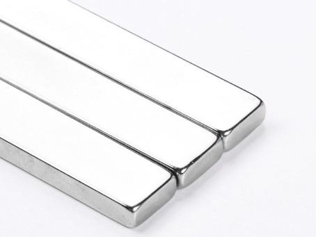 ¿Sabías?  ¡TESUP utiliza imanes de neodimio de alta calidad para la producción electrónica!